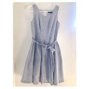 Dresses & Skirts - Nine West- Seersucker Dress